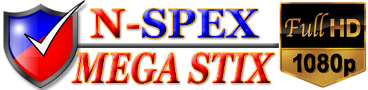 n spex mega stix page logo - N-SPEX MEGA STIX HD-TVI
