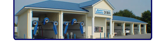 packages self serve automatic choices - Stand Alone Automatic Car Washes systems
